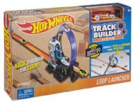 Hot Wheels Playset Track Builder System - Loop Launcher